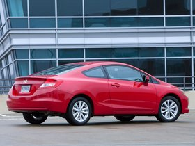 Ver foto 8 de Honda Civic EX Coupe 2011