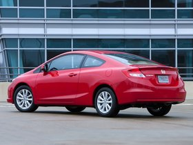 Ver foto 7 de Honda Civic EX Coupe 2011