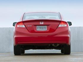 Ver foto 2 de Honda Civic EX Coupe 2011