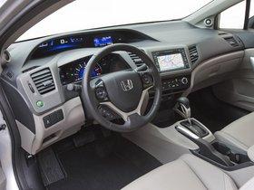 Ver foto 6 de Honda Civic EX-L Coupe 2011