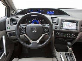 Ver foto 5 de Honda Civic EX-L Coupe 2011