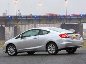 Ver foto 4 de Honda Civic EX-L Coupe 2011