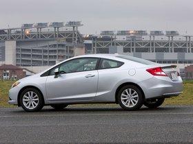 Ver foto 3 de Honda Civic EX-L Coupe 2011