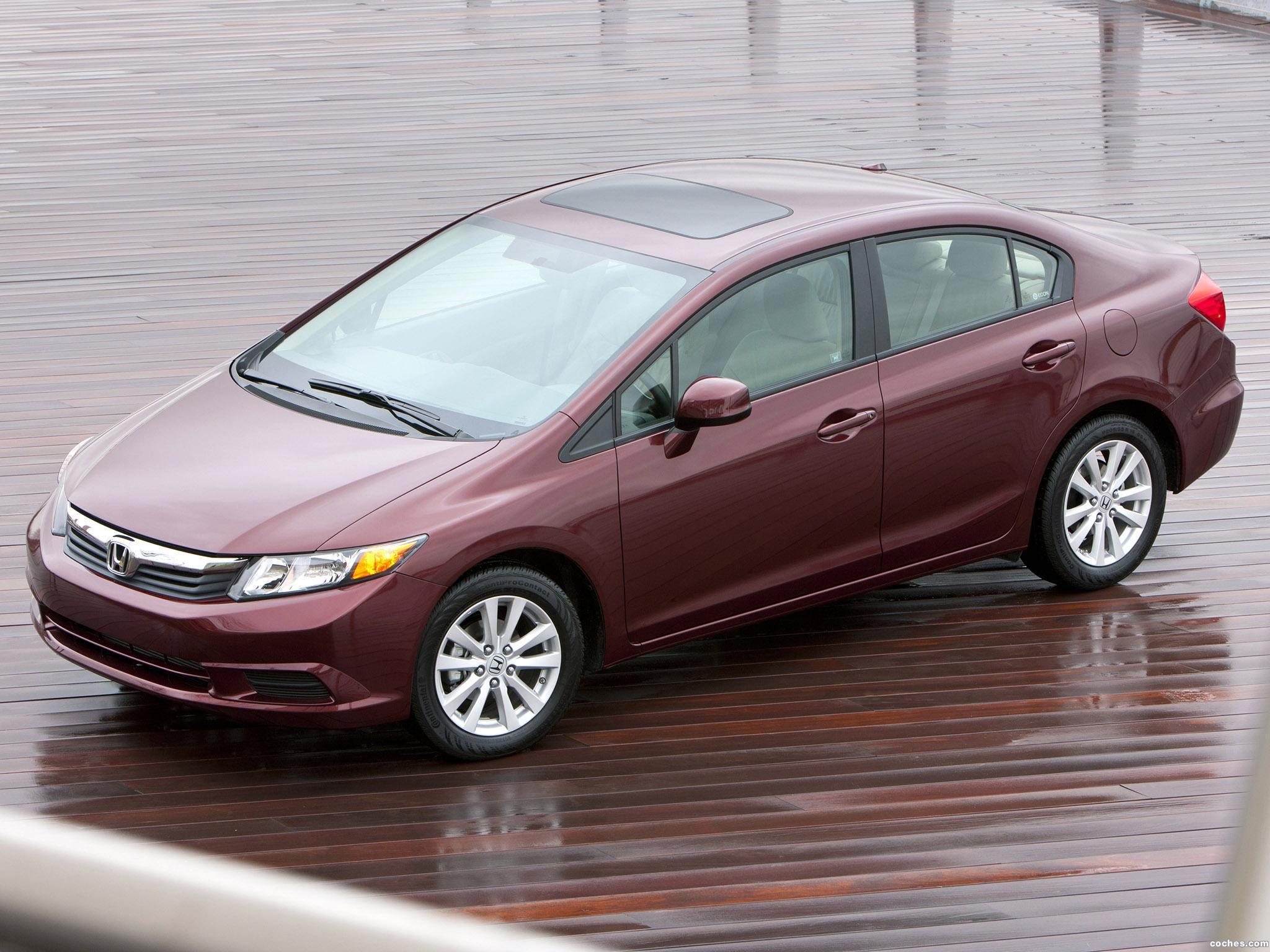 Foto 21 de Honda Civic EX-L Sedan 2011