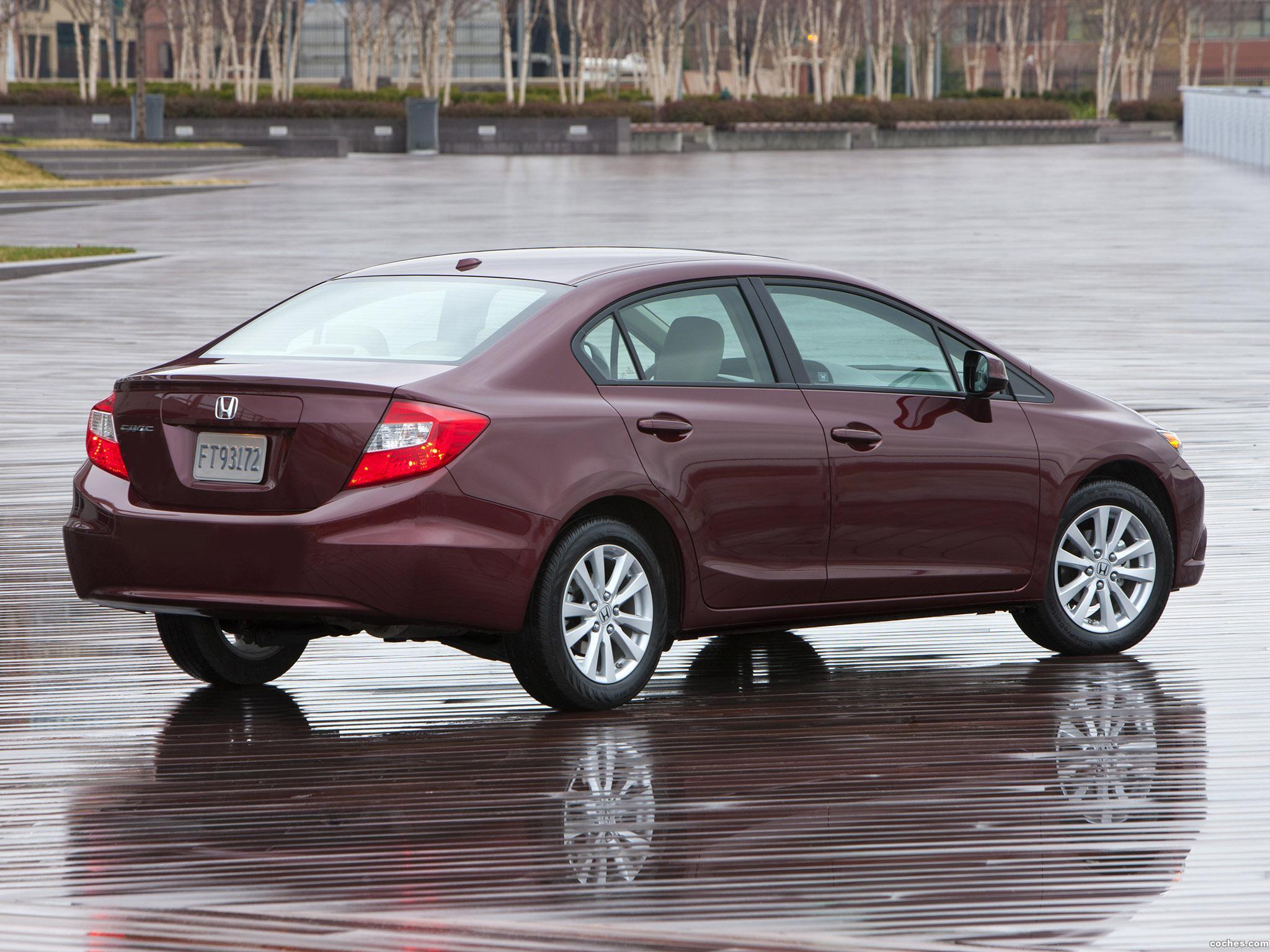 Foto 18 de Honda Civic EX-L Sedan 2011