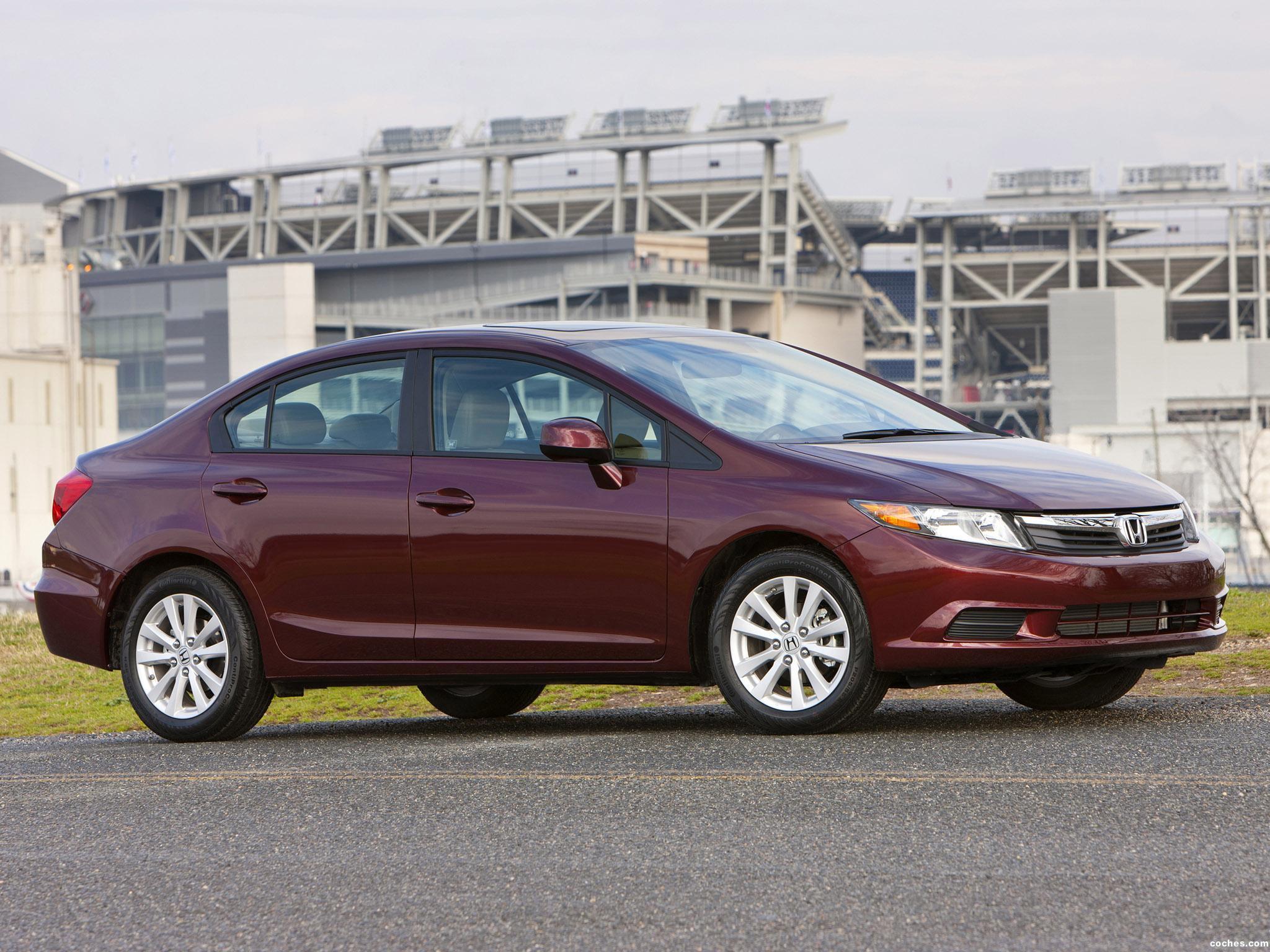 Foto 16 de Honda Civic EX-L Sedan 2011