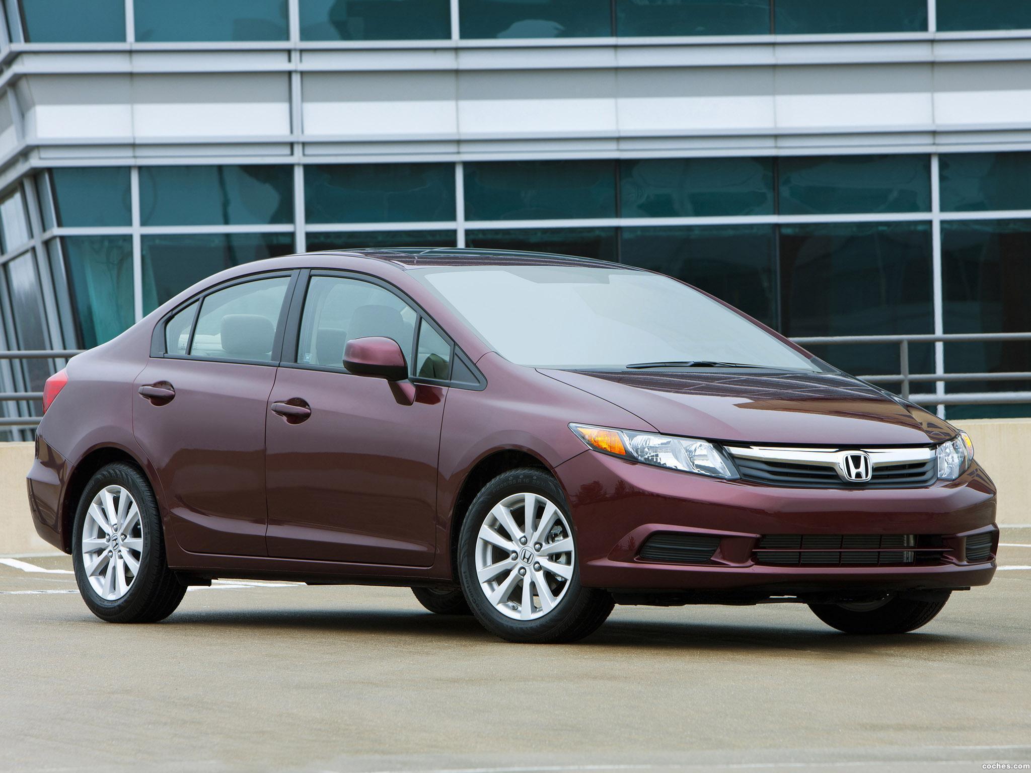 Foto 15 de Honda Civic EX-L Sedan 2011