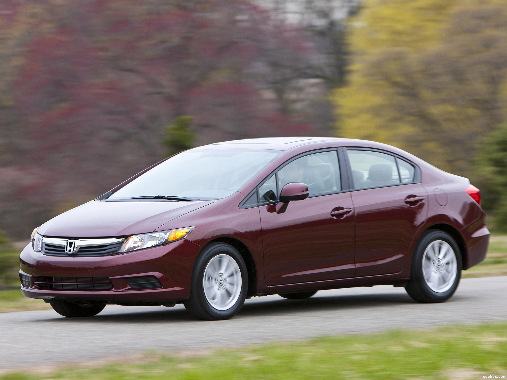 Foto 11 de Honda Civic EX-L Sedan 2011