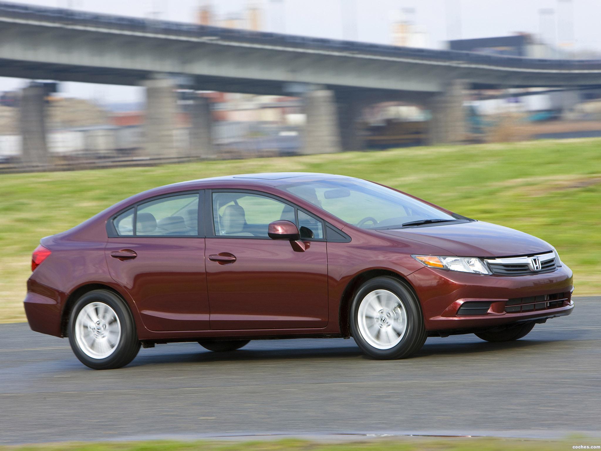 Foto 9 de Honda Civic EX-L Sedan 2011