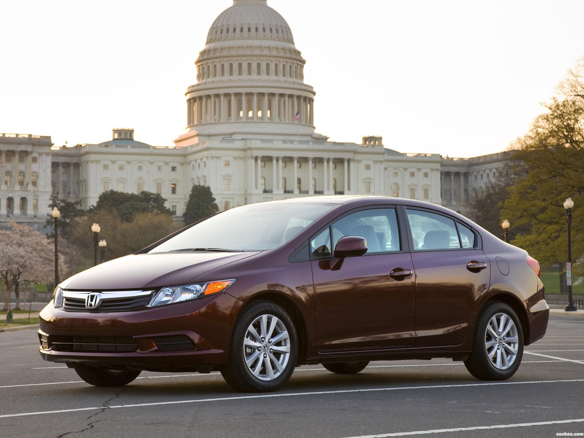 Foto 8 de Honda Civic EX-L Sedan 2011