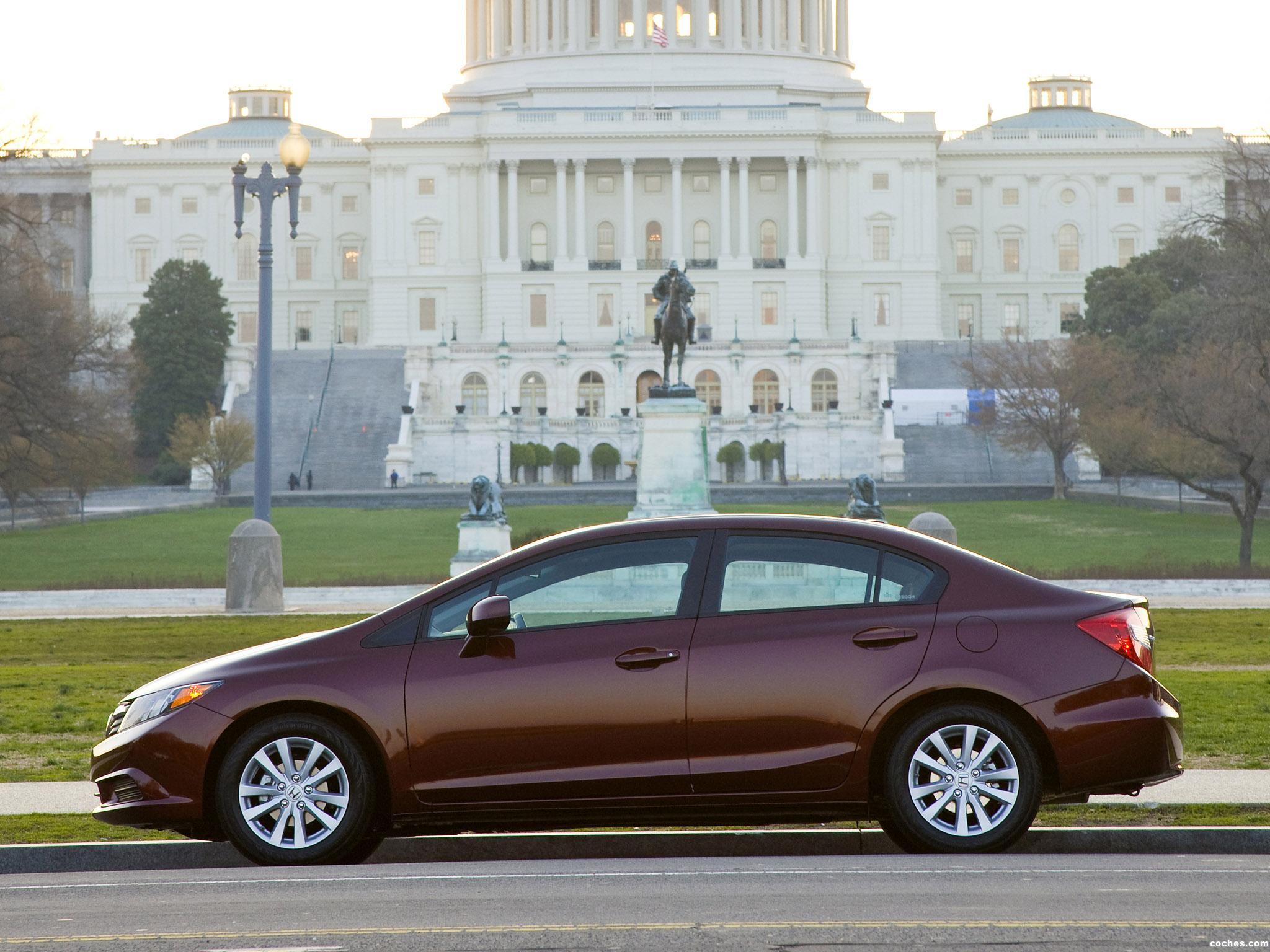 Foto 7 de Honda Civic EX-L Sedan 2011