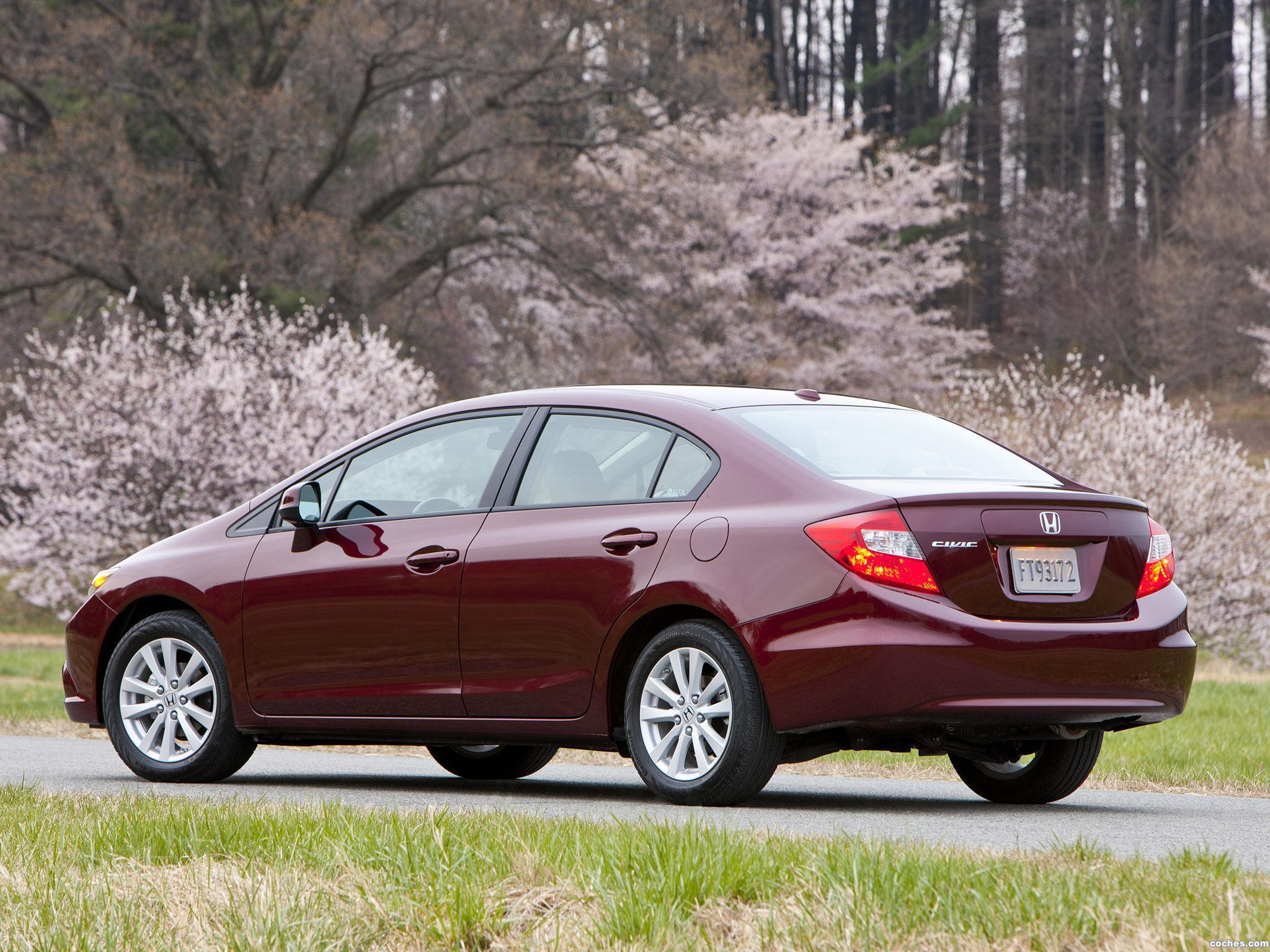 Foto 6 de Honda Civic EX-L Sedan 2011