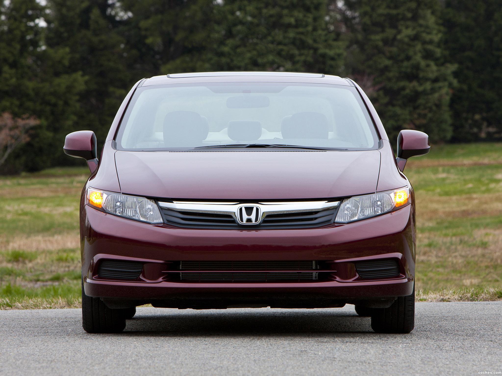 Foto 4 de Honda Civic EX-L Sedan 2011