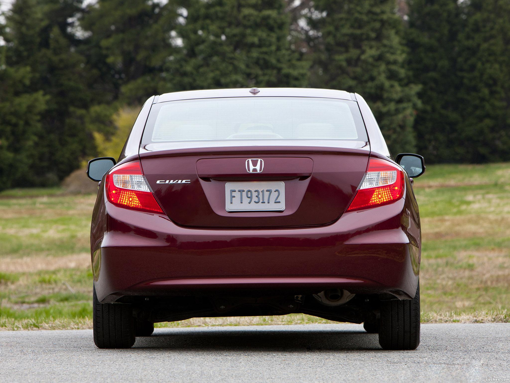 Foto 3 de Honda Civic EX-L Sedan 2011