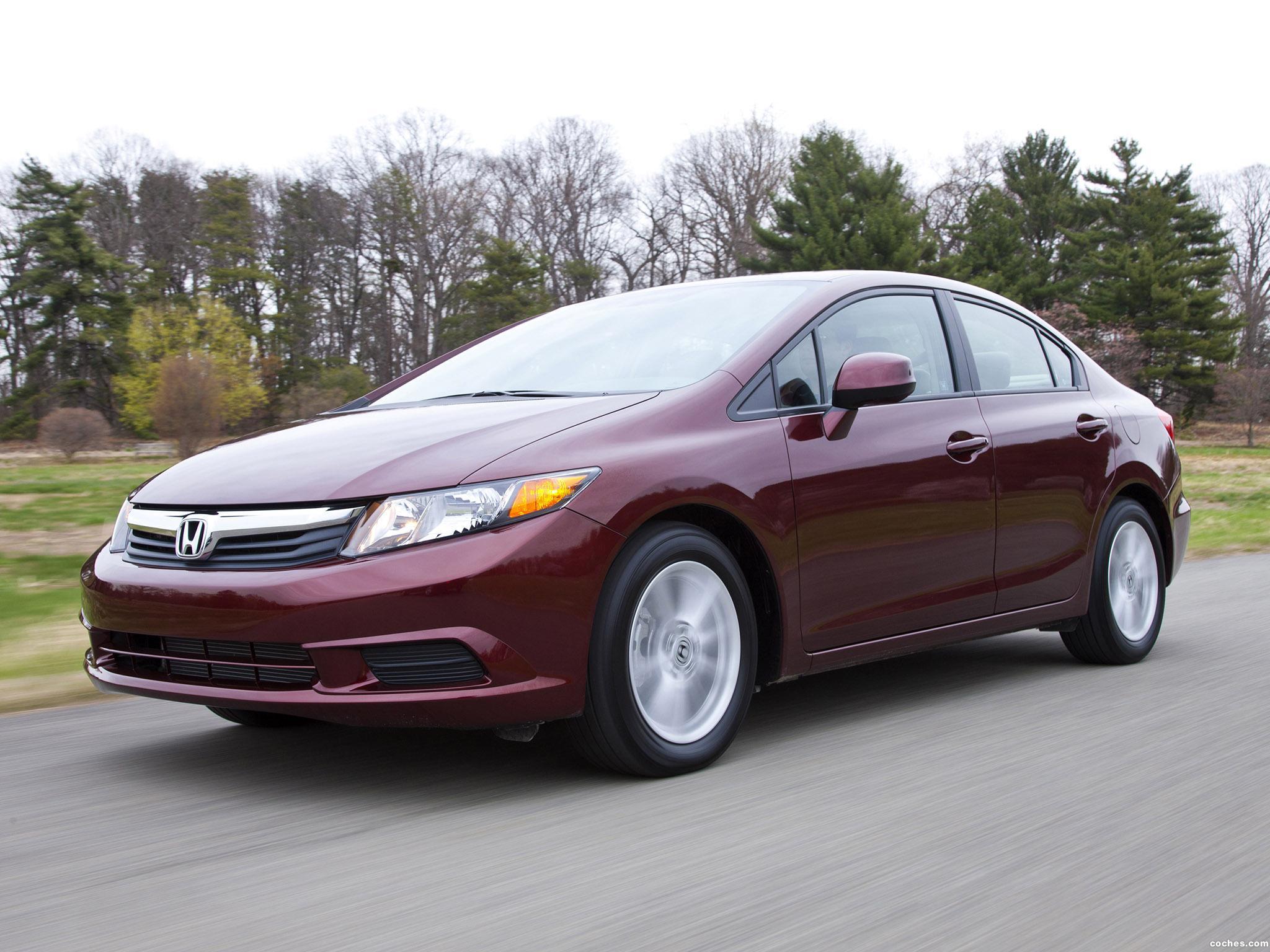 Foto 2 de Honda Civic EX-L Sedan 2011