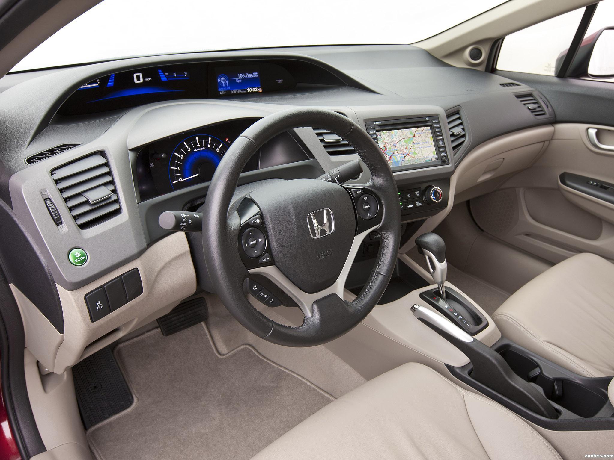 Foto 28 de Honda Civic EX-L Sedan 2011