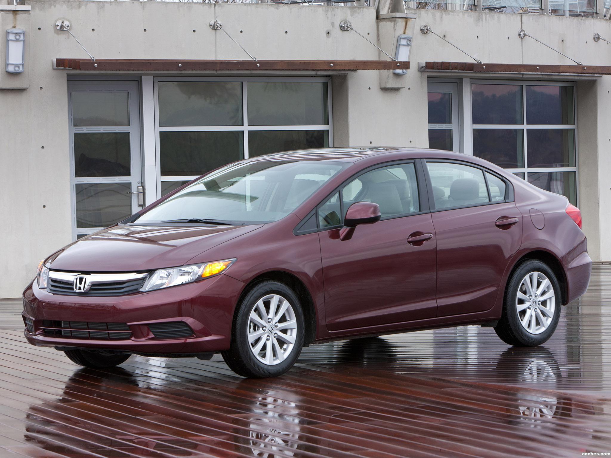 Foto 1 de Honda Civic EX-L Sedan 2011
