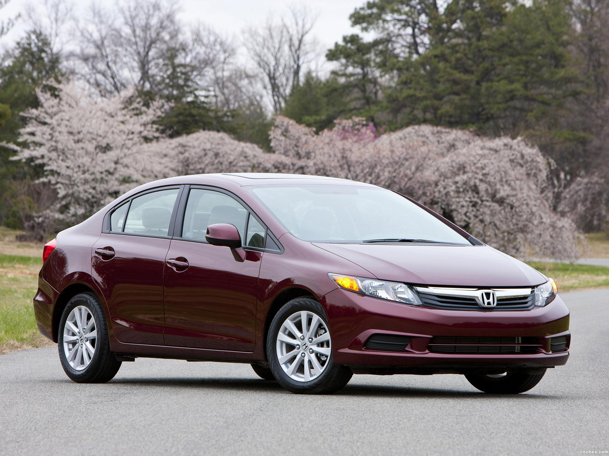 Foto 0 de Honda Civic EX-L Sedan 2011