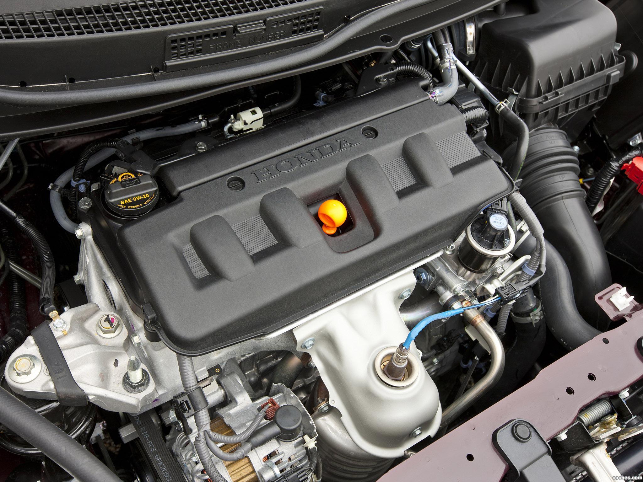 Foto 26 de Honda Civic EX-L Sedan 2011