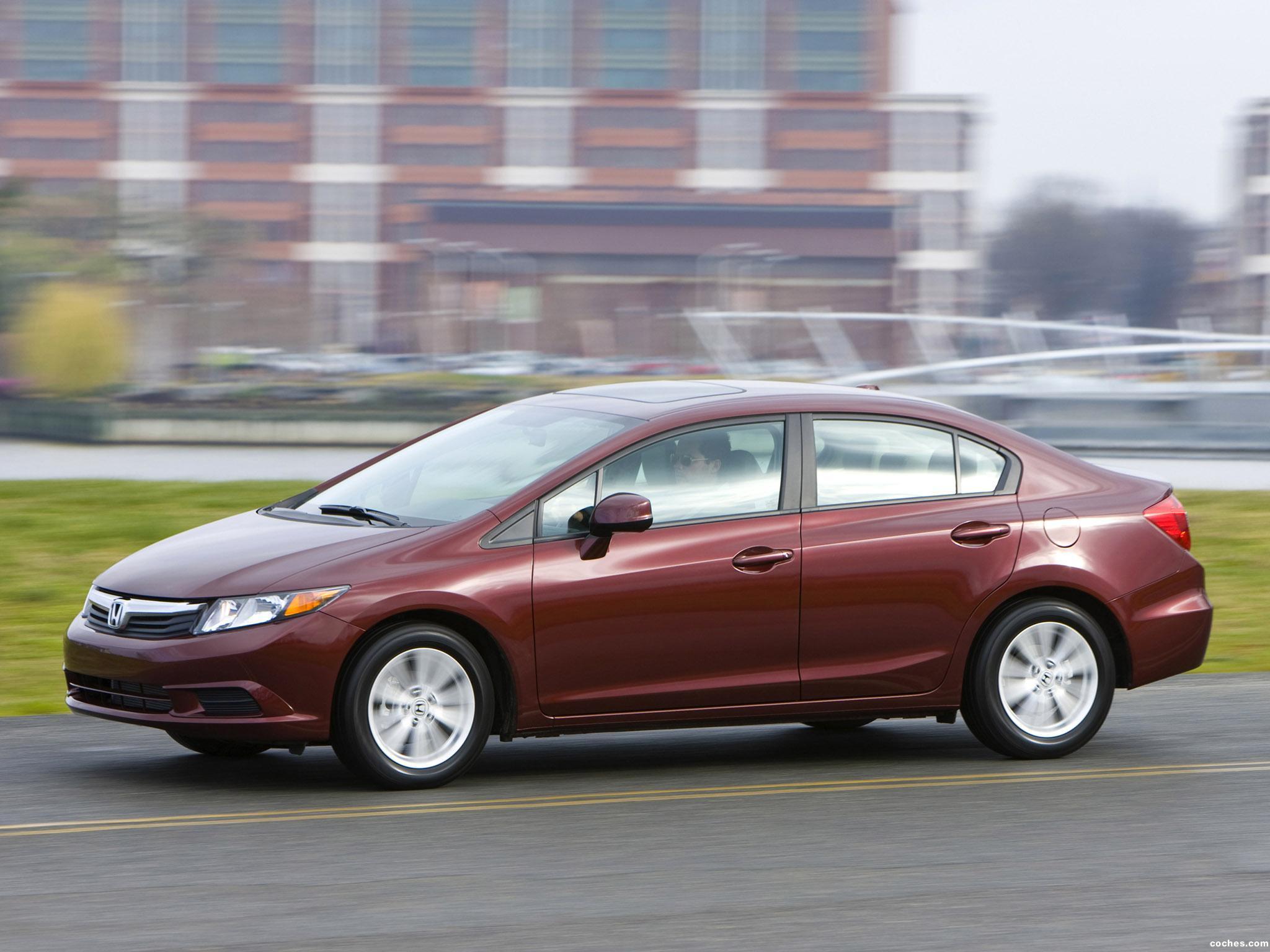 Foto 24 de Honda Civic EX-L Sedan 2011
