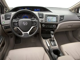 Ver foto 31 de Honda Civic EX-L Sedan 2011