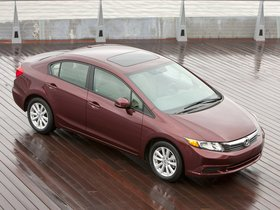 Ver foto 21 de Honda Civic EX-L Sedan 2011