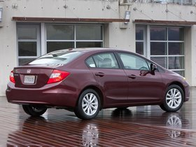 Ver foto 20 de Honda Civic EX-L Sedan 2011
