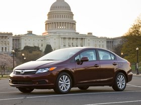 Ver foto 9 de Honda Civic EX-L Sedan 2011