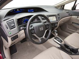Ver foto 29 de Honda Civic EX-L Sedan 2011