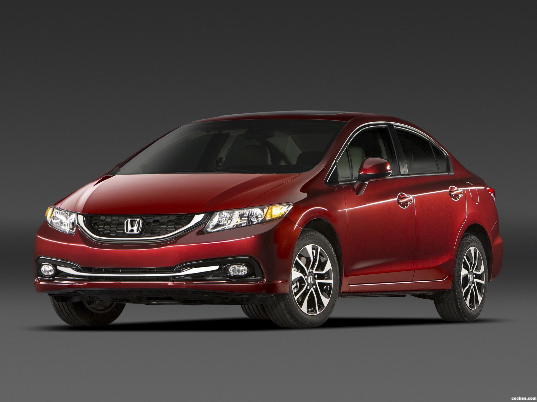 Foto 2 de Honda Civic EX-L USA 2013