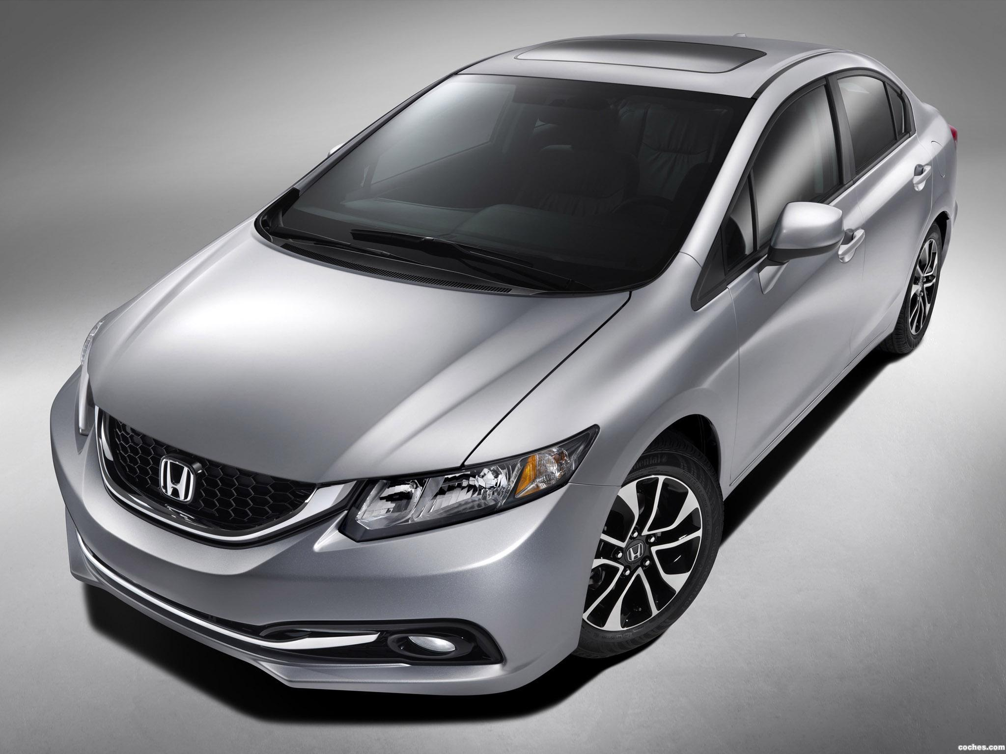 Foto 0 de Honda Civic EX-L USA 2013