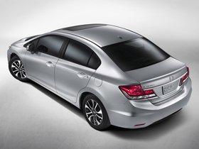 Ver foto 2 de Honda Civic EX-L USA 2013