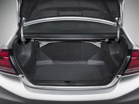 Ver foto 9 de Honda Civic EX-L USA 2013