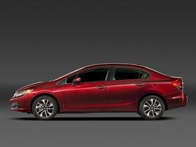 Ver foto 8 de Honda Civic EX-L USA 2013