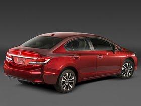 Ver foto 5 de Honda Civic EX-L USA 2013
