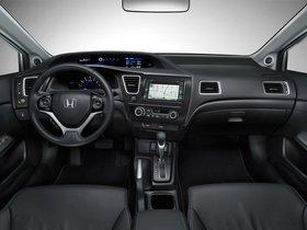 Ver foto 16 de Honda Civic EX-L USA 2013
