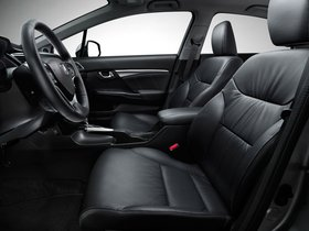 Ver foto 15 de Honda Civic EX-L USA 2013