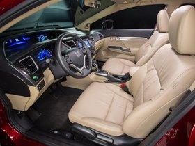 Ver foto 14 de Honda Civic EX-L USA 2013