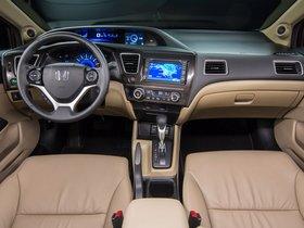 Ver foto 13 de Honda Civic EX-L USA 2013