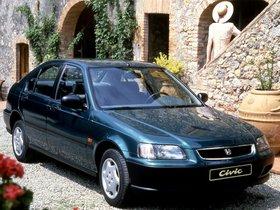 Fotos de Honda Civic Fastback 1994