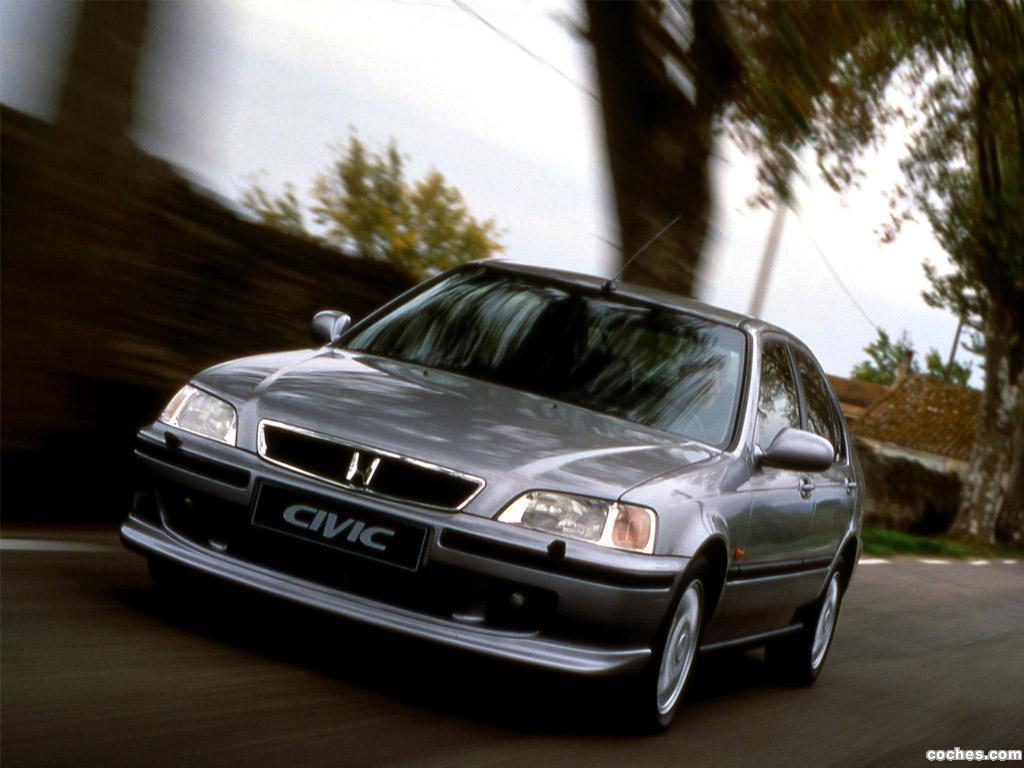 Foto 0 de Honda Civic Fastback 1997