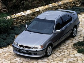 Ver foto 3 de Honda Civic Fastback 1997