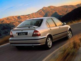 Ver foto 2 de Honda Civic Fastback 1997