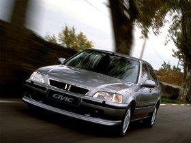 Fotos de Honda Civic Fastback 1997