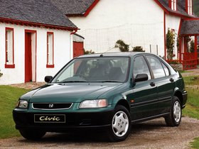 Ver foto 1 de Honda Civic Fastback UK 1994