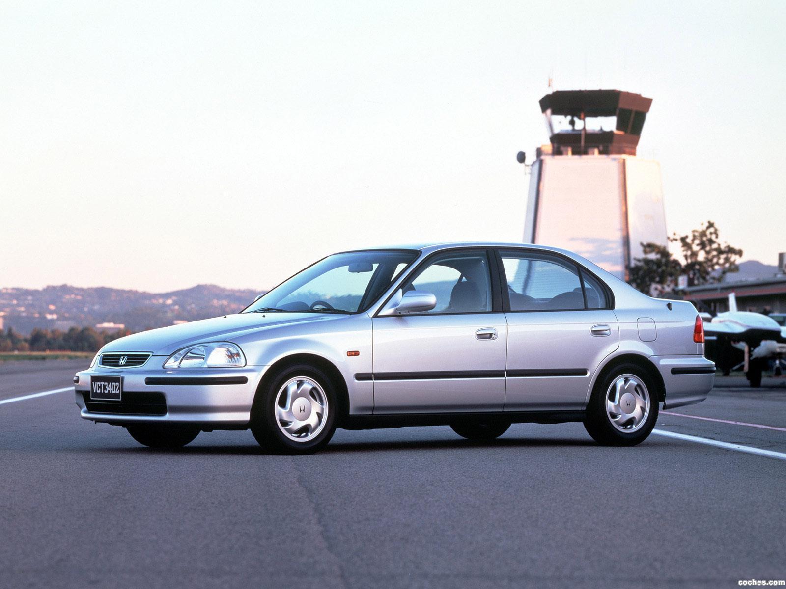 Foto 0 de Honda Civic Ferio 1995