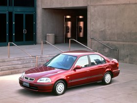 Ver foto 3 de Honda Civic Ferio 1995