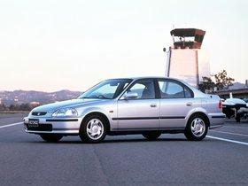 Ver foto 1 de Honda Civic Ferio 1995