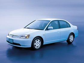 Fotos de Honda Civic Ferio 2001