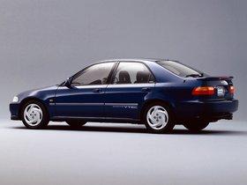 Ver foto 2 de Honda Civic Ferio SiR 1991